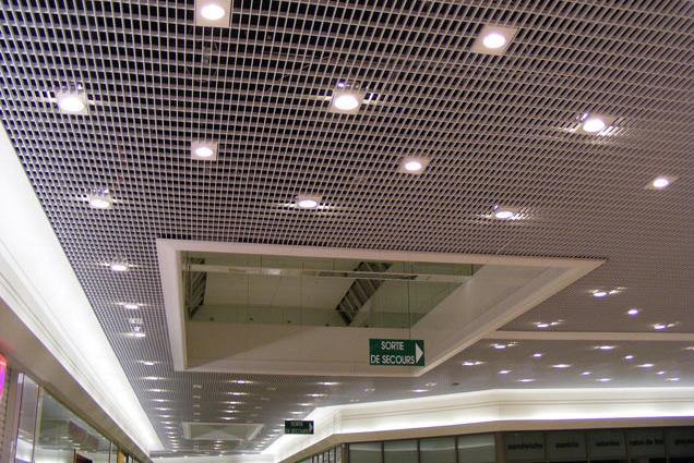 Climatric - Ossature metallique pour faux plafond ...